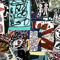 © Jean Dubuffet. Photo courtesy Pace Gallery.