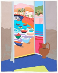 """Le Golfe"" (2020) by Daniel Heidkamp"