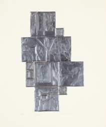 """Sky Garden"" (1971) by Louise Nevelson"