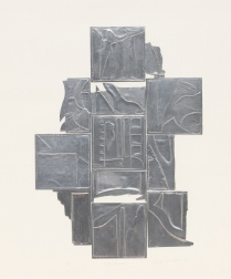 """Sky Shadow"" (1973) by Louise Nevelson"