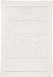 """Dawn's Presence"" (1976) by Louise Nevelson"