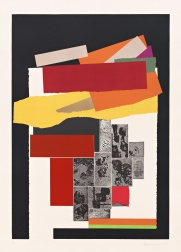 """Celebration #5"" (1979) by Louise Nevelson"