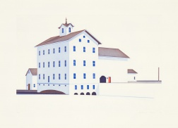 """The Mill"" (2004) by William Steiger"