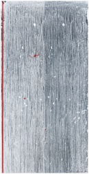 """Twilight Waterfall"" by Pat Steir"