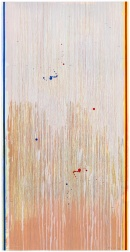 """Sunlight (Color)"" by Pat Steir"
