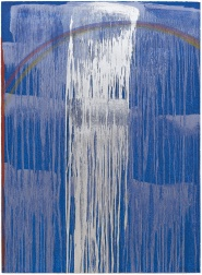 """Untitled 26"" by Pat Steir"