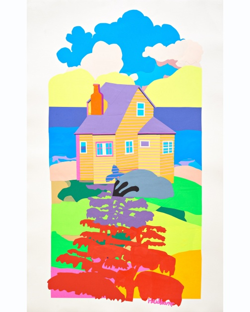 """Clipper House"" (2017) by Daniel Heidkamp"