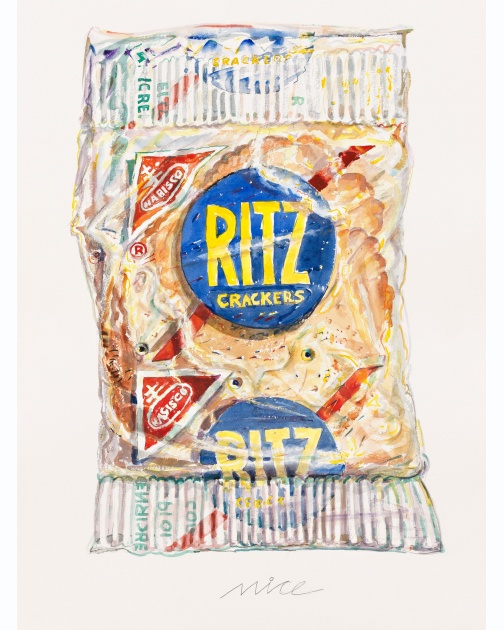 """Ritz Crackers"" (2014) by Don Nice"