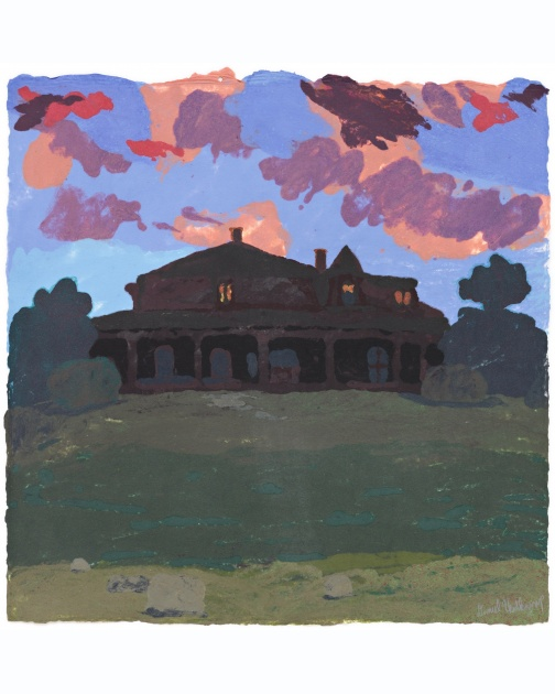 """Eventide"" (2015) by Daniel Heidkamp"