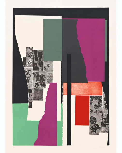 """Celebration #4"" (1979) by Louise Nevelson"