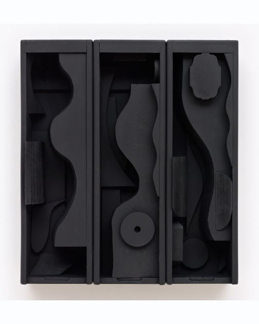 """Night Blossom"" (1973) by Louise Nevelson"