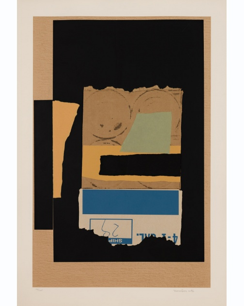 """Untitled"" (1986) by Louise Nevelson"