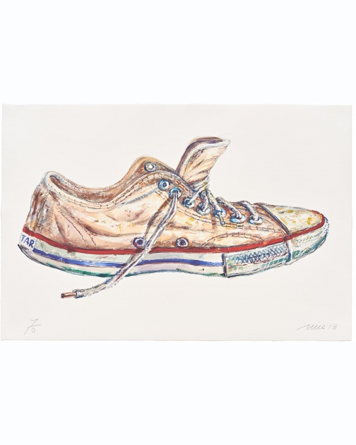"""Sneaker"" (2018) by Don Nice"