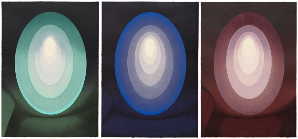 """Suite from Aten Reign"" (2014) by James Turrell"