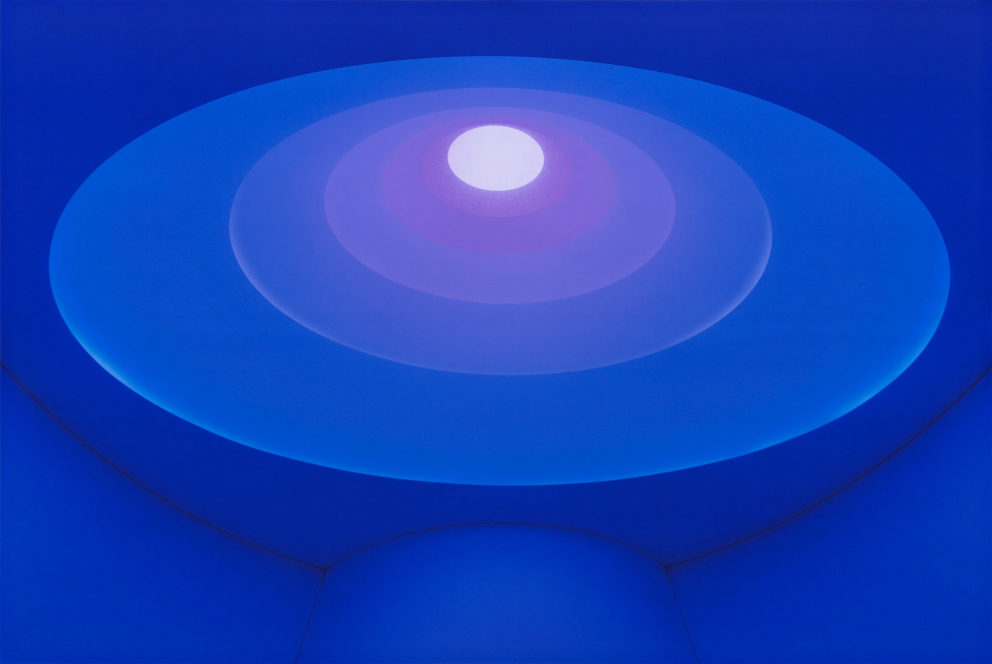 """Aten Reign"" by James Turrell"