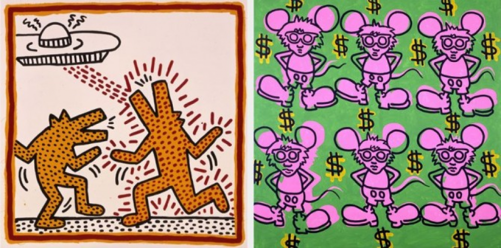 © the Keith Haring Foundation